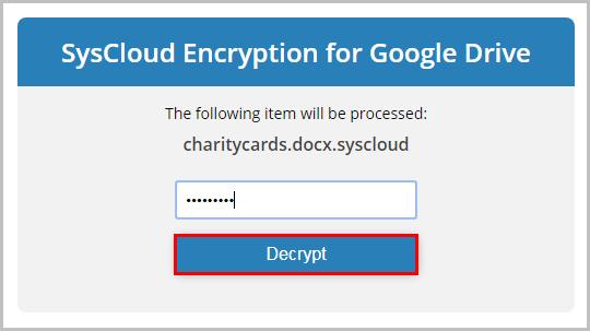 3. decrypt