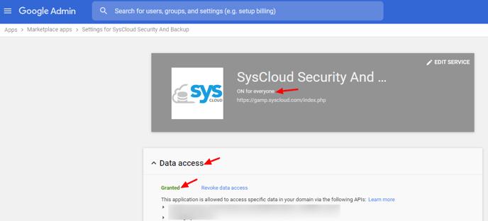 4. Data access