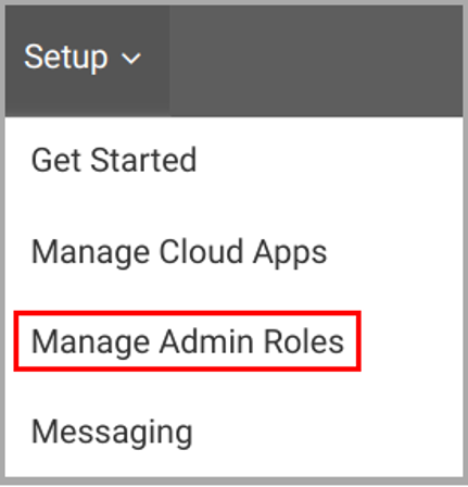 Manage Admin Roles-2