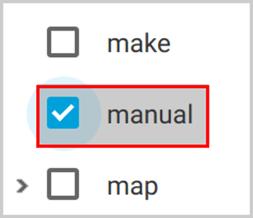 Office 365 manual option