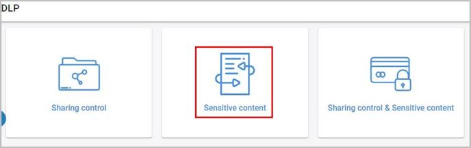 Sensitive Content