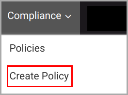 exclude file type policy_create policy