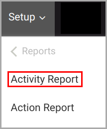 policy not working_Activity report