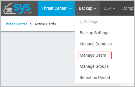 Manage users-1